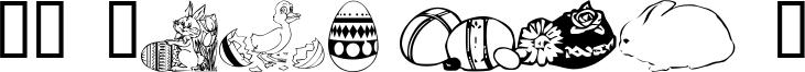 WM Easter 1 Font
