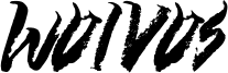 Wolvos Font