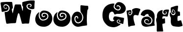 Wood Craft Font