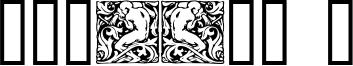 Woodcut 1 Font