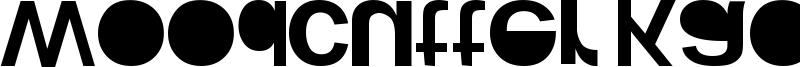 Woodcutter Kaos Font