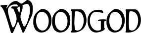 woodgodcond.ttf