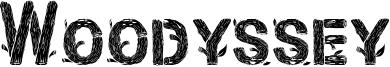 Woodyssey Font
