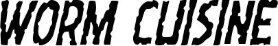 wormcuisinecondital.ttf
