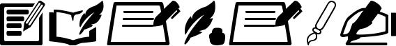 Writing Font