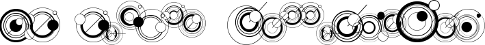 WS Simple Gallifreyan Font