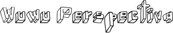 Wuwu Perspectiva Font