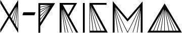 X-Prisma Font