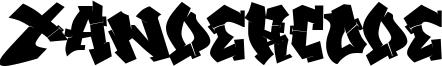Xandercode Font