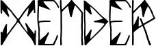 Xender Font