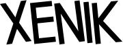 Xenik Font