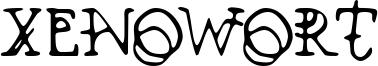 Xenowort Font