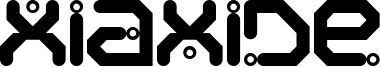 Xiaxide Font