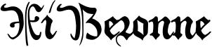 XiBeronne Font