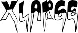 Xlarge Font