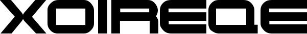Xoireqe Font