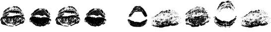 XOXO Misti Font