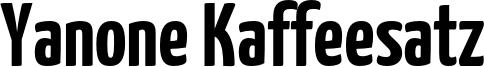 YanoneKaffeesatz-Bold.otf