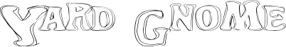 Yard Gnome Font