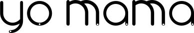 Yo Mama Font