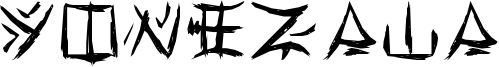 Yonezawa Font