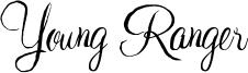 Young Ranger Font
