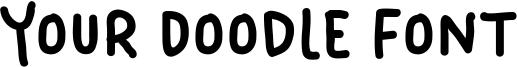 Your Doodle Font Font