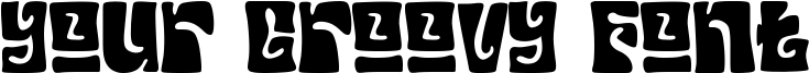 Your Groovy Font Font