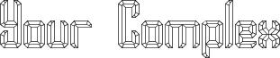 Your Complex Font