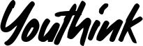 Youthink Font