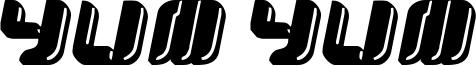 Yum Yum Font