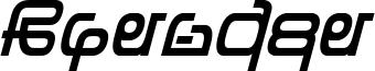Zentran Italic.otf