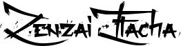Zenzai Itache.ttf