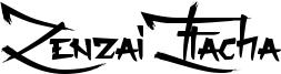 Zenzai Itacha Font