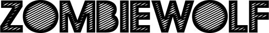 Zombiewolf Font