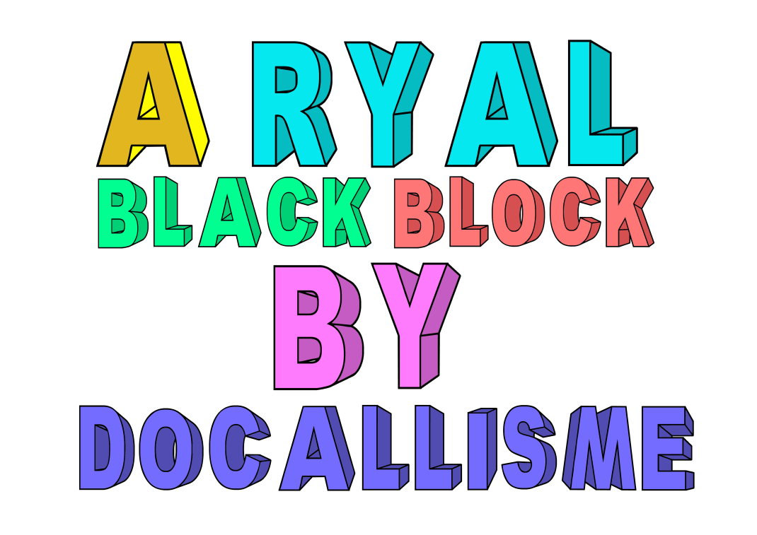 A Ryal Black Block