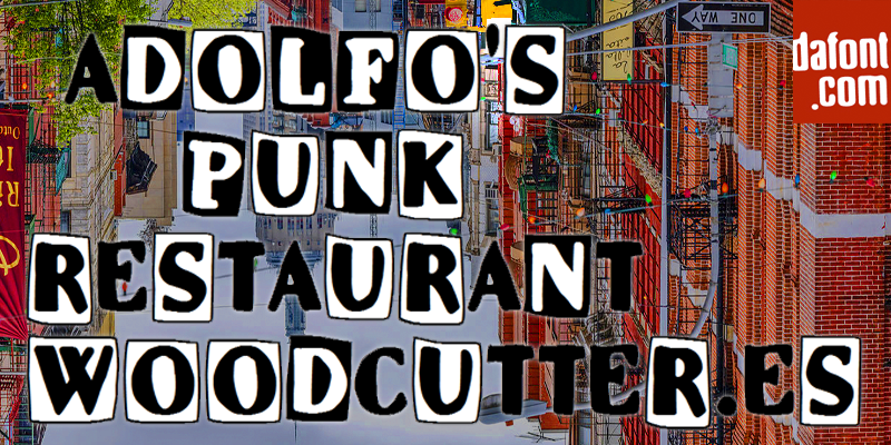 Adolfo's Punk Restuarant