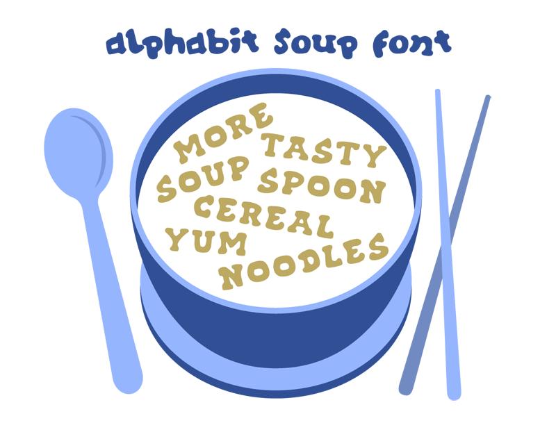 Alphabit Soup
