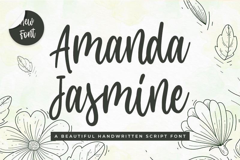 Amanda Jasmine