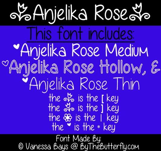Anjelika Rose