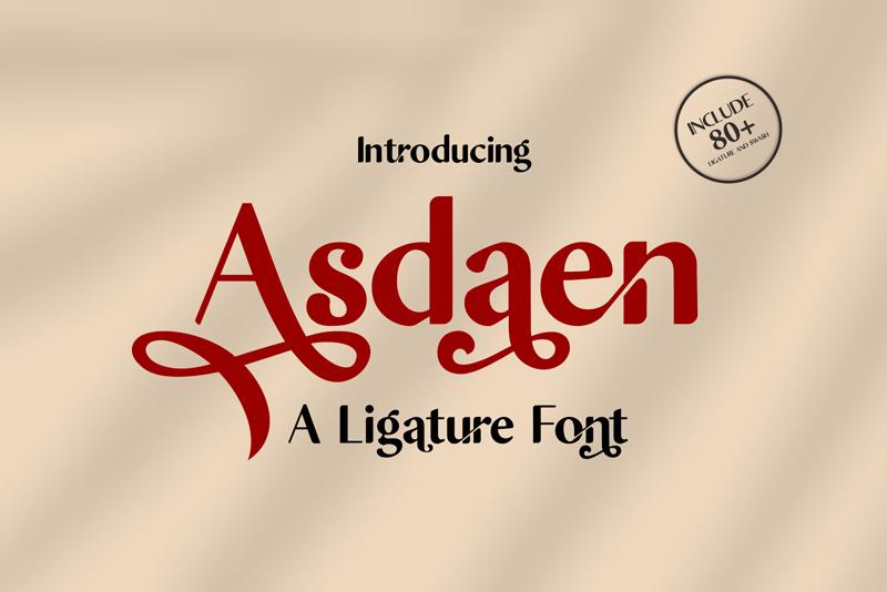 Asdaen