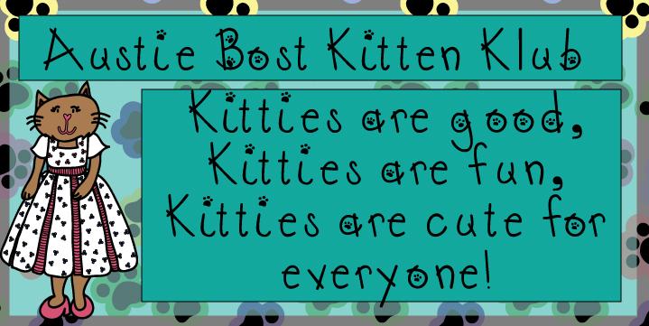 Austie Bost Kitten Klub