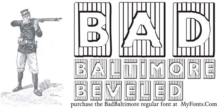 Bad Baltimore Beveled