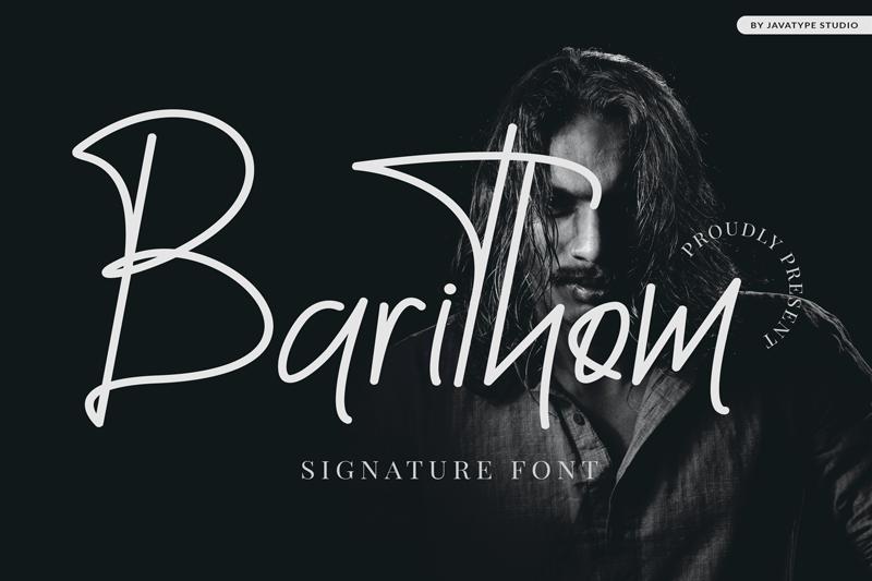 Barithom Signature