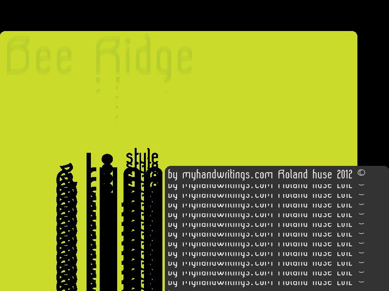 Bee Ridge