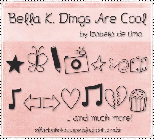 Bella K. Dings Are Cool