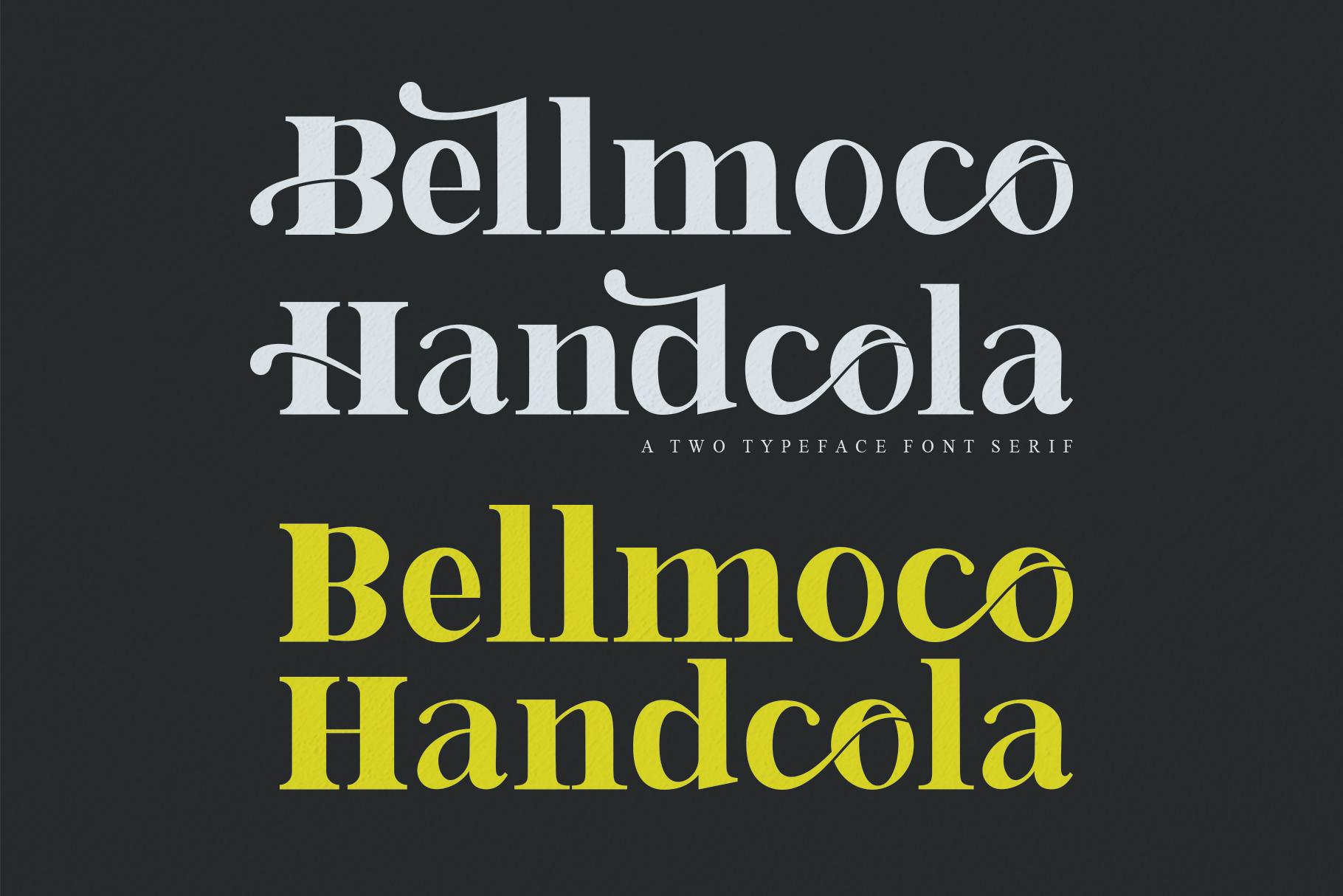 Bellmoco Handcola