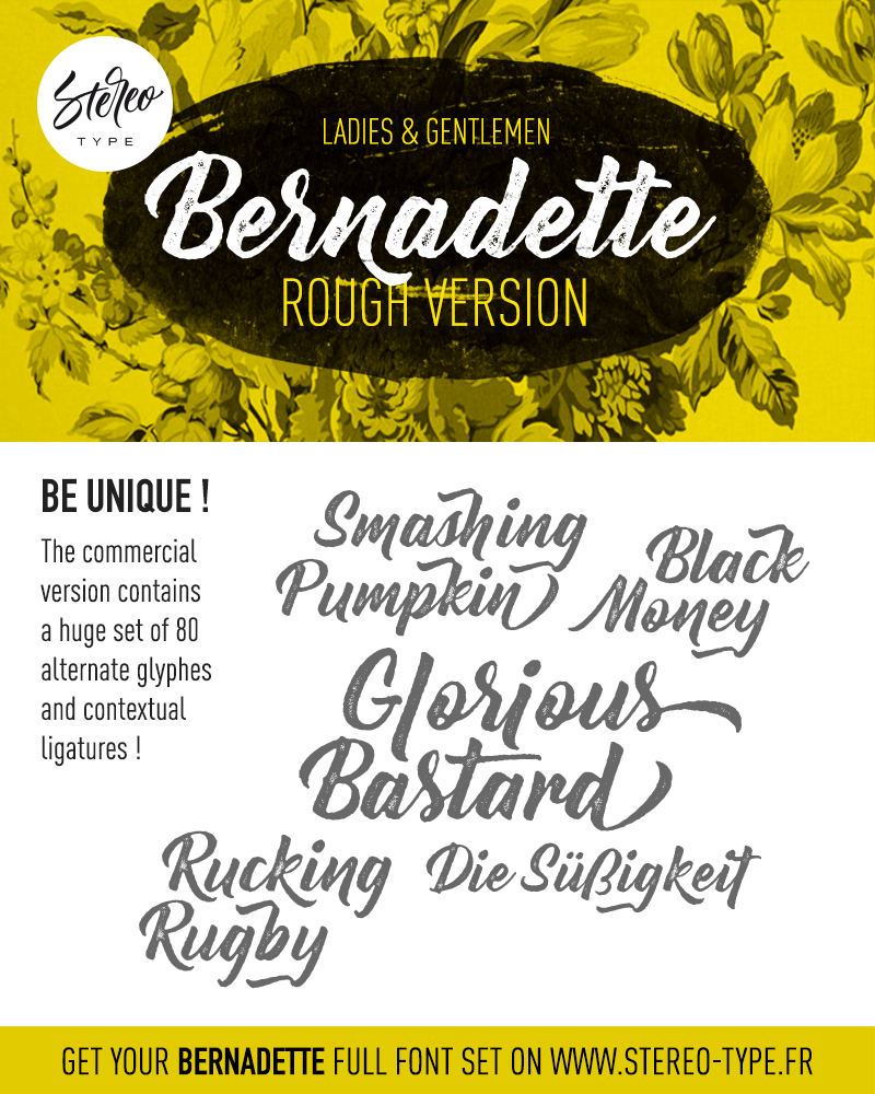 Bernadette Rough