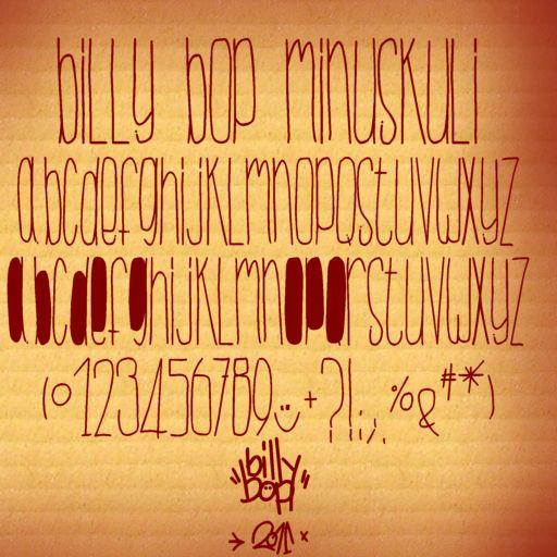 BillyBop MinusKuli