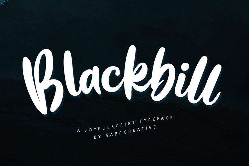 Blackbill